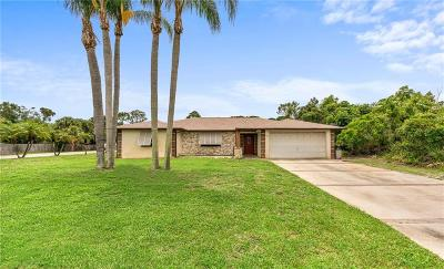 Stuart Single Family Home For Sale: 4004 SE Jefferson