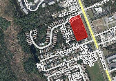 Hobe Sound Commercial For Sale: 8200 SE Sugar Pines Way