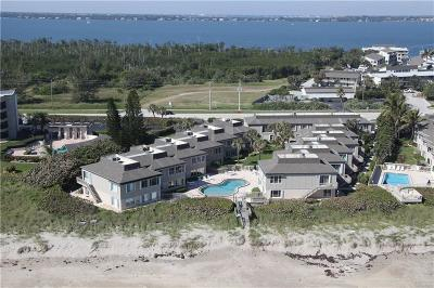 Stuart, Jensen Beach, Hutchinson Island Condo/Townhouse For Sale: 1457 NE Ocean Blvd