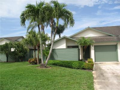 Hobe Sound Single Family Home For Sale: 6766 SE Bunker Hill