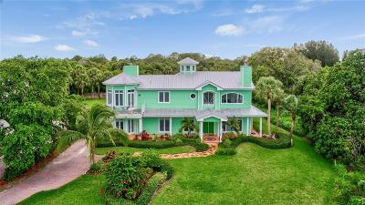 Jensen Beach Single Family Home For Sale: 128 Eden Creek