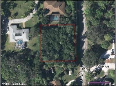 Fort Pierce Single Family Home For Sale: 4011 Sunrise Blvd