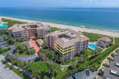 Stuart, Jensen Beach, Hutchinson Island Condo/Townhouse For Sale: 1545 NE Ocean