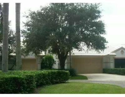 Palm City FL Condo/Townhouse For Sale: $2,200