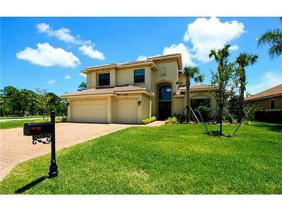 Jensen Beach Single Family Home For Sale: 2076 NW Diamond Creek