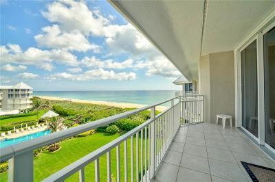 Stuart, Jensen Beach, Hutchinson Island Condo/Townhouse For Sale: 579 NE Plantation Road