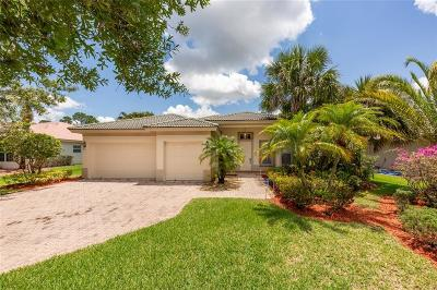 Palm City Single Family Home For Sale: 4657 SW Hammock Creek