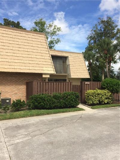 Martin County Condo/Townhouse For Sale: 2972 SW Sunset Trace Circle