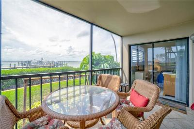 Stuart, Jensen Beach, Hutchinson Island Condo/Townhouse For Sale: 4620 NE Sandpebble Trace