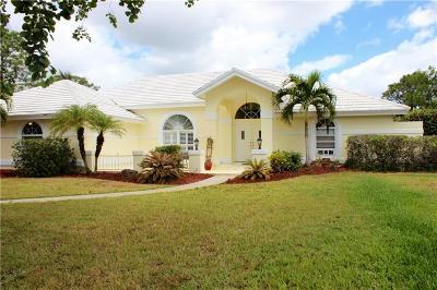 Palm City Single Family Home For Sale: 4131 SW Bimini Circle