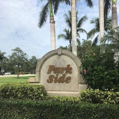 Palm City Single Family Home For Sale: 2491 SW Parkside