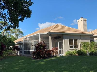 Palm City Single Family Home For Sale: 2243 NW Seagrass