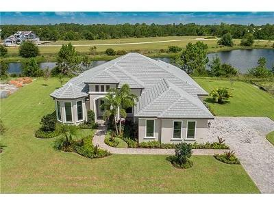 Palm City Single Family Home For Sale: 870 SW Winston