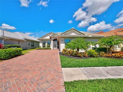 Jensen Beach Single Family Home For Sale: 1832 NW Old Oak Terrace