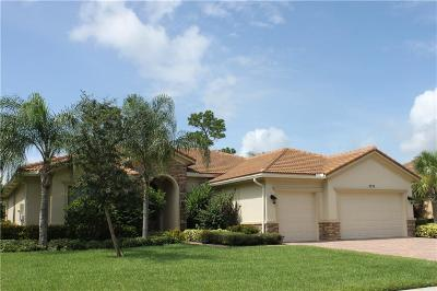 Jensen Beach Single Family Home For Sale: 2276 NW Diamond Creek Way