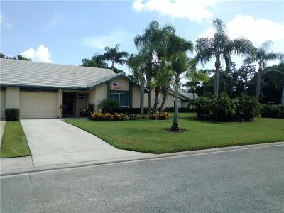 Palm City Single Family Home For Sale: 3342 SW Villa Place
