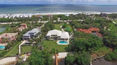 Stuart Single Family Home For Sale: 1936 NE Ocean Blvd