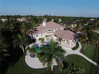 Stuart Single Family Home For Sale: 1735 SE Saint Lucie Blvd
