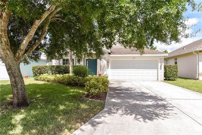 Jensen Beach Single Family Home For Sale: 876 NW Waterlily Place