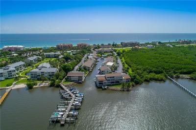 Stuart, Jensen Beach, Hutchinson Island Condo/Townhouse For Sale: 1456 NE Ocean Blvd