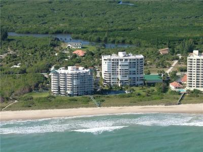 Stuart, Jensen Beach, Hutchinson Island Condo/Townhouse For Sale: 3880 N Atlantic Beach Blvd
