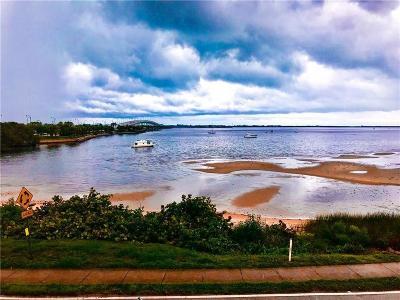 Stuart, Jensen Beach, Hutchinson Island Condo/Townhouse For Sale: 3696 NE Indian River Drive