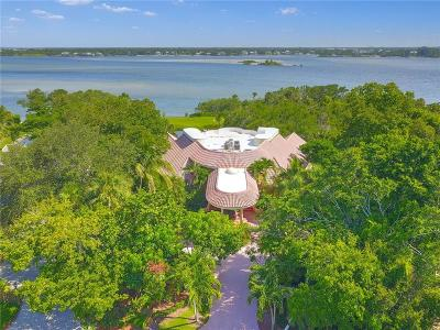Sewalls Point FL Single Family Home For Sale: $3,400,000
