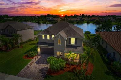 Palm City Single Family Home For Sale: 805 SW Sun Circle