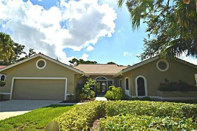 Palm City Single Family Home For Sale: 1590 NW Sweet Bay Circle