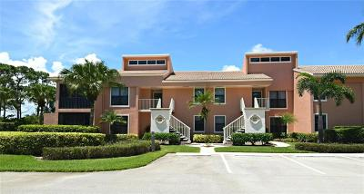 Palm City Condo/Townhouse For Sale: 13470 Harbour Ridge Blvd
