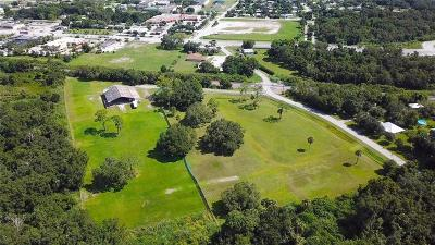 Indiantown Commercial For Sale: 15650 SW Fernwood Forest Road