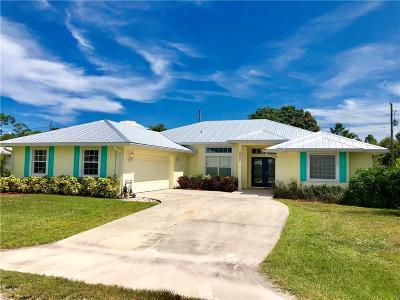 Stuart Single Family Home For Sale: 5092 SE Post Terrace