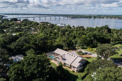 Sewalls Point FL Single Family Home For Sale: $879,000