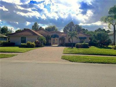 Palm City Single Family Home For Sale: 4876 SW Hammock Creek Drive