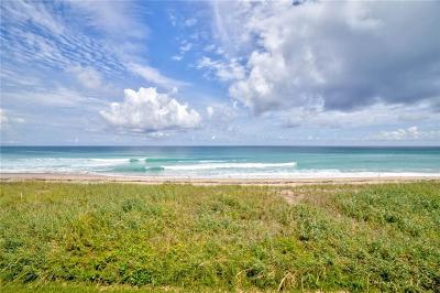 Stuart, Jensen Beach, Hutchinson Island Condo/Townhouse For Sale: 10200 S Ocean Drive