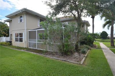 Palm City Condo/Townhouse For Sale: 3299 SW Sunset Trace Circle