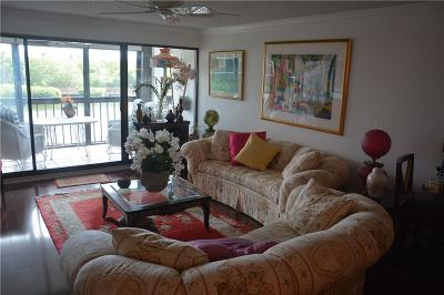 Martin County Condo/Townhouse For Sale: 3792 NE Ocean Blvd