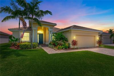 Jensen Beach Single Family Home For Sale: 2189 Dalea Way