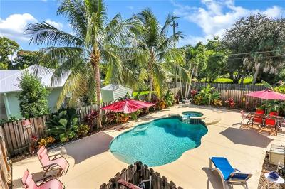 Stuart Single Family Home For Sale: 227 SE Pelican Drive