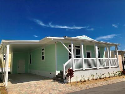 Jensen Beach Single Family Home For Sale: 173 NE Portside Way