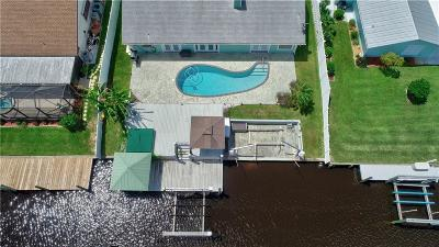 Palm City Single Family Home For Sale: 1549 SW Dyer Point Road