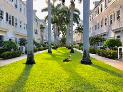 Palm Beach County Condo/Townhouse For Sale: 108 Locustberry Lane
