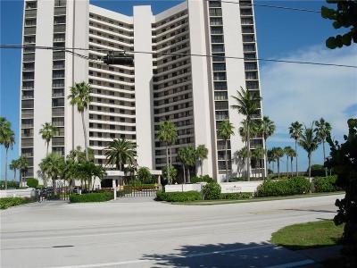 Stuart, Jensen Beach, Hutchinson Island Condo/Townhouse For Sale: 9650 S Ocean Drive