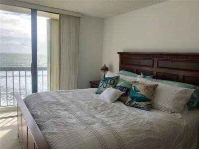 Stuart, Jensen Beach, Hutchinson Island Condo/Townhouse For Sale: 9900 S Ocean Drive