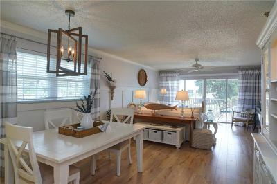 Stuart, Jensen Beach, Hutchinson Island Condo/Townhouse For Sale: 1852 SW Palm City Road