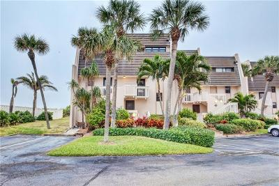 Stuart, Jensen Beach, Hutchinson Island Condo/Townhouse For Sale: 11000 S Ocean Drive