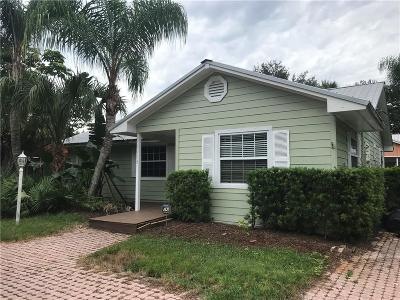 Cleveland 3rd Add, Cleveland 4th Add, Cleveland Add, Cleveland Add 03, Palm City, Palm City Amd, Palm City Amended, Palm City Gardens, St Lucie Shores Sec 01 Single Family Home For Sale: 2014 SW Sunset Trail