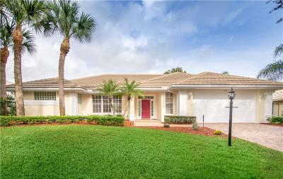 Palm City Single Family Home For Sale: 993 SW Lighthouse Drive