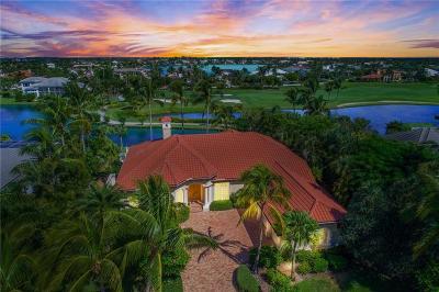 Stuart Single Family Home For Sale: 7025 SE Harbor Circle