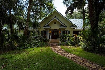 Indiantown Single Family Home For Sale: 4502 SW Wild Turkey Lane